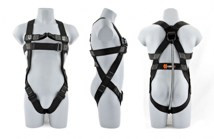 2-Point Elasticated Harness + Tail